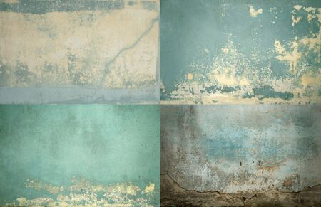 wall design: Grunge Concrete Wall Texture Pattern use for background