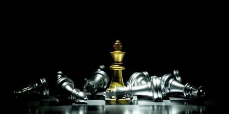 concept de jeu d'échecs pour la compétition et la stratégie Banque d'images