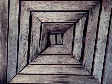 awry: The floor of the bridge