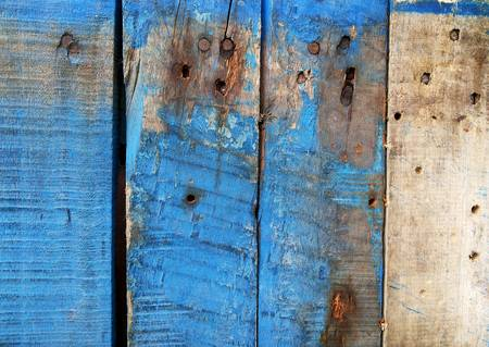 one sheet: Blue Wood three sheets and  white wood one sheet,Texture of wood