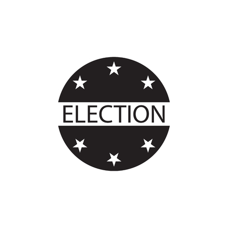 ballot icon. Election element icon. Premium quality graphic design. Signs, outline symbols collection icon for websites, web design, mobile app, info graphic on white background