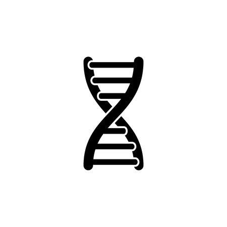 Gene icon, element of body parts icon. Signs and symbols collection icon for websites, web design, mobile app on white background.