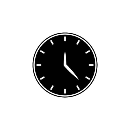 Wall Clock icon. Element of web icons. Premium quality graphic design icon. Signs and symbols collection icon for websites, web design, mobile app on white background Archivio Fotografico - 133149254