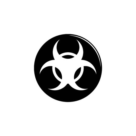weapon, biohazard icon. Element of military illustration. Signs and symbols icon for websites, web design, mobile app on white background