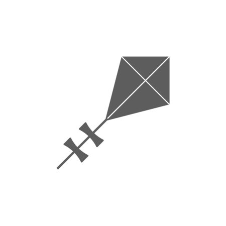 Kite icon. Element of toys for mobile concept and web apps. Icon for website design and development, app development. Premium icon on white background Vetores