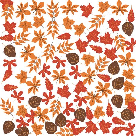 Autumn leaves color icon. Element of Happy Thanksgiving Day illustration. Premium quality graphic design icon. Signs and symbols collection icon for websites, mobile app on white background