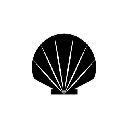 sea shell icon. Element of beach holidays icon for mobile concept and web apps. Isolated sea shell icon can be used for web and mobile. Premium icon on white background