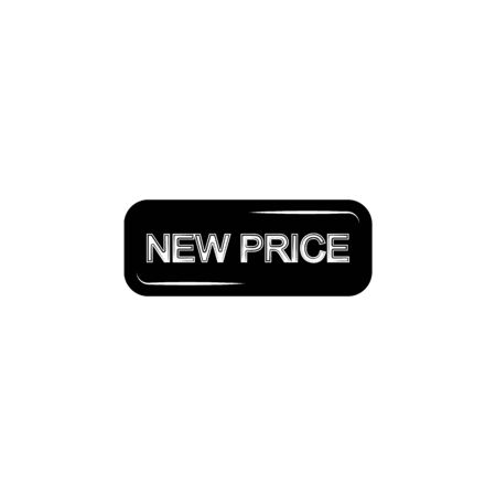 new price icon.Element of popular sale icon. Premium quality graphic design. Signs, symbols collection icon for websites, web design, on white background