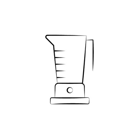 Kitchen blender icon. Element of electrical devices icon. Archivio Fotografico - 137934451