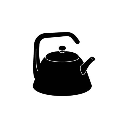 kettle icon. Element of kitchenware icon. Premium quality graphic design. Signs, outline symbols collection icon for websites, web design, mobile app on white background