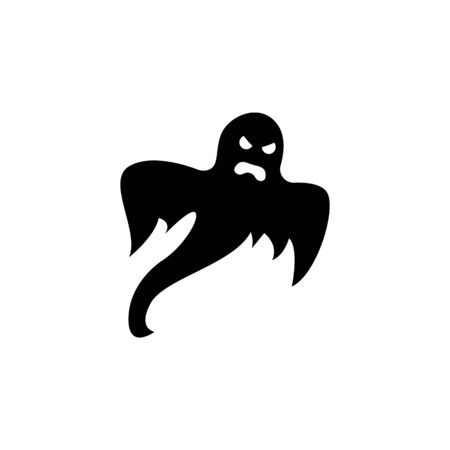 ghost with wings icon. Element of scarecrow icon. Premium quality graphic design icon. Signs and symbols collection icon for websites, web design, mobile app on white background