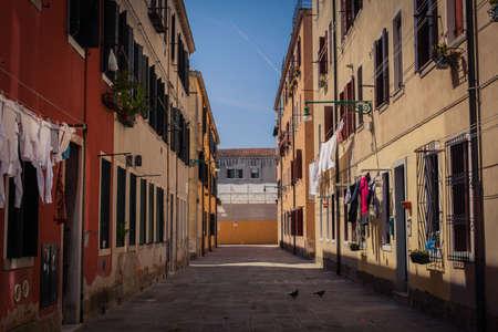 Venice streets photo