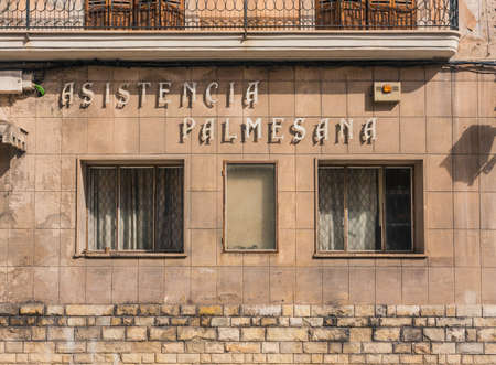 Assistance of Palma in Spain