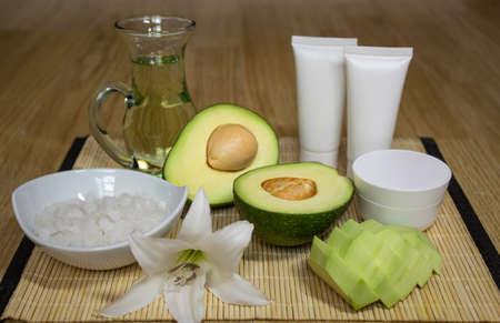 Avokado skincare health