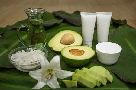 Avokado skincare kit