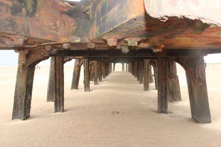 ironworks: Lytham Old Pier
