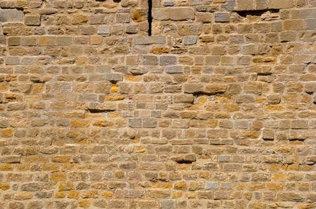 pallette: vieux mur de briques