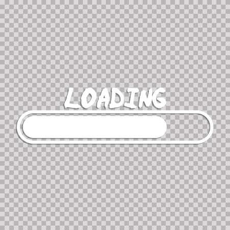 download icon on transparent background Foto de archivo - 145617454