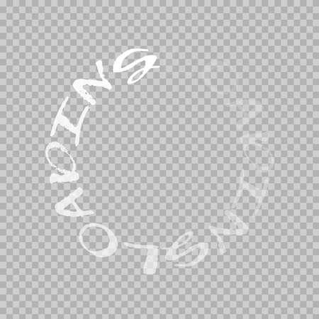 download icon on transparent background Foto de archivo - 145617464