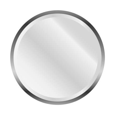 Picture of a mirror on a background
