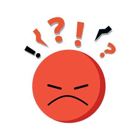 Negative thinking, bad experience feedback