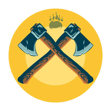 Ax logo on a white background