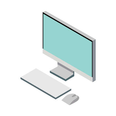 Picture of a computer on a white background.