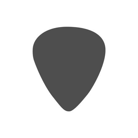 Guitar pickup icon on a white background.