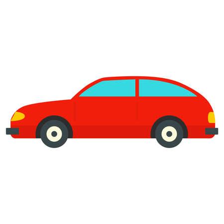 Car icon on a white background.