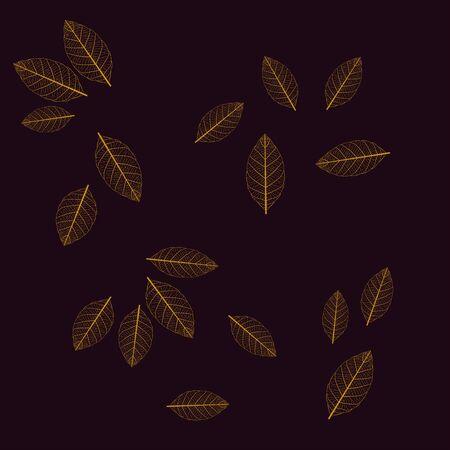 braun: Illustration of Leaf Skeletonization
