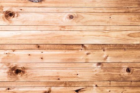 Old natural wooden grunge background or texture of horizontal planks Stock fotó
