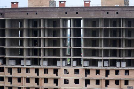 새 건물 건설 스톡 콘텐츠 - 87649772