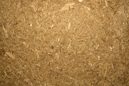 the texture of the pressed wood Stock Photo