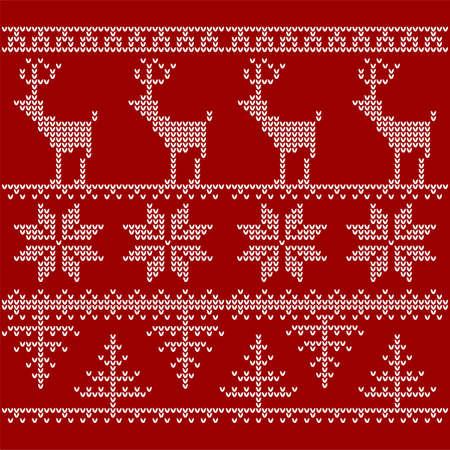 nordic: nordic pattern Illustration
