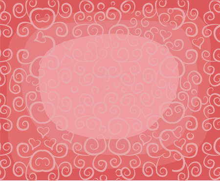 red seamless background Vector