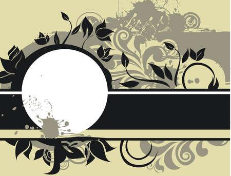 grunge banner Stock Vector - 11780554