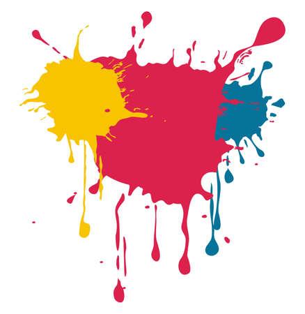Colores en vectores Foto de archivo - 12063533
