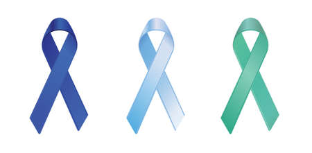prostate cancer: child abuse, prostate and liver cancerhepatitis b awareness ribbons