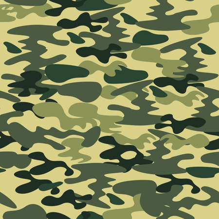 conceal: Camouflage Background Illustration
