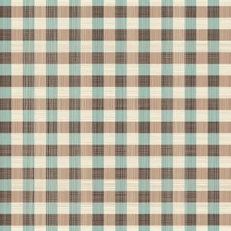 seamless retro fabric pattern Stock Vector - 15007749