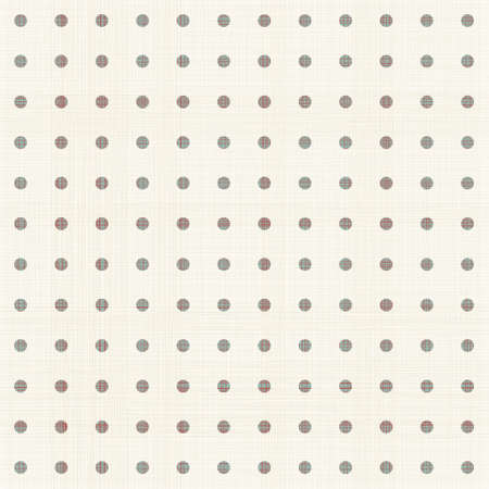 polka dot retro seamless pattern  Vector