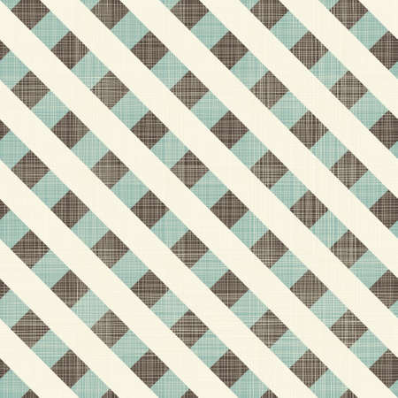 twill: abstract geometric retro seamless blue and grey background