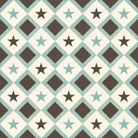 seamless retro pattern, classic background Stock Vector - 16212672