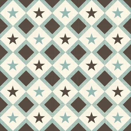 seamless retro pattern, classic background Stock Vector - 16212672