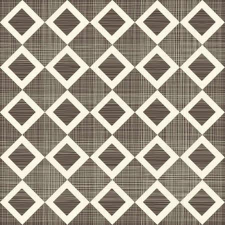 retro seamless geometric pattern Stock Vector - 16212663