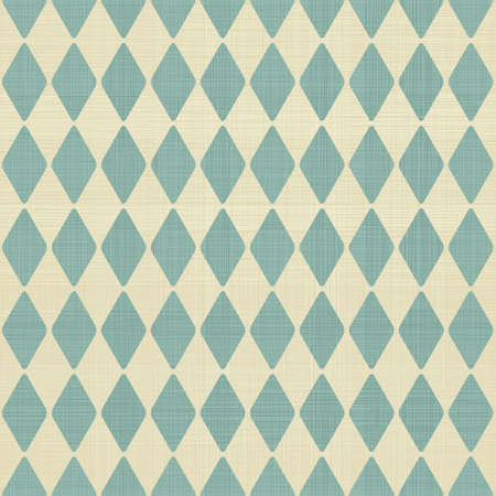 repeat square: abstract geometric retro seamless blue and grey background