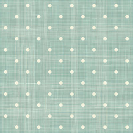 linen texture: abstract geometric retro seamless polka dot background