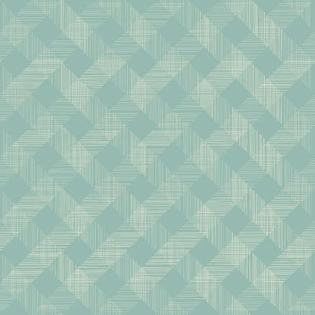 abstract geometric retro seamless blue and grey background  Vector