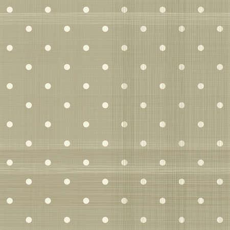 linen texture: descolorido marr�n polka dot patr�n de textura perfecta