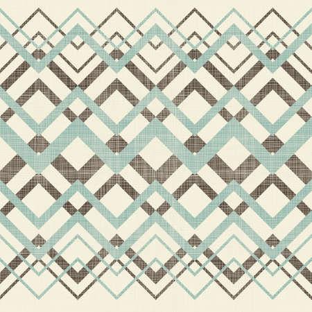 square pattern: retro seamless zigzag pattern